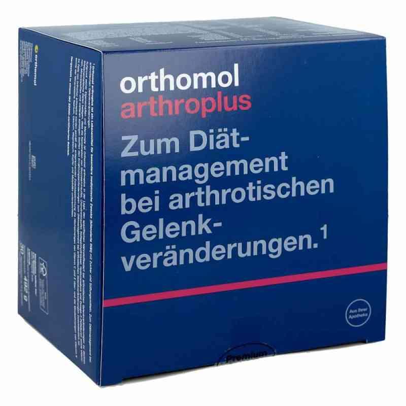 Orthomol arthroplus Granulat/kapseln bei apotheke.at bestellen
