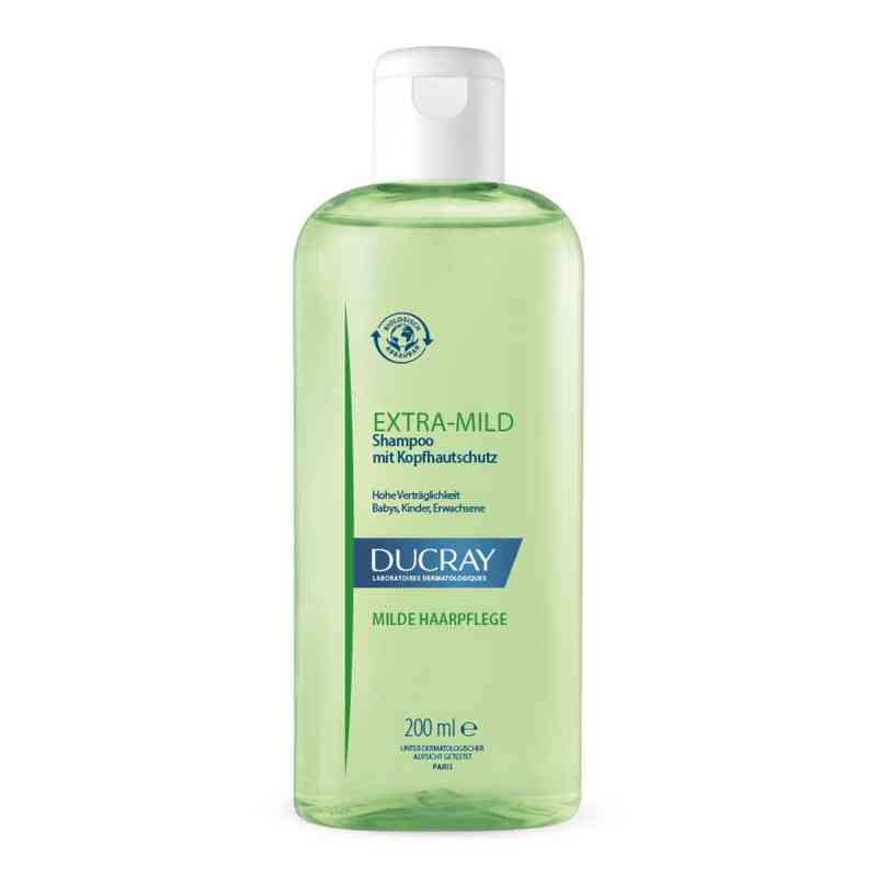 Ducray Extra Mild Shampoo biologisch abbaubar  bei apotheke.at bestellen