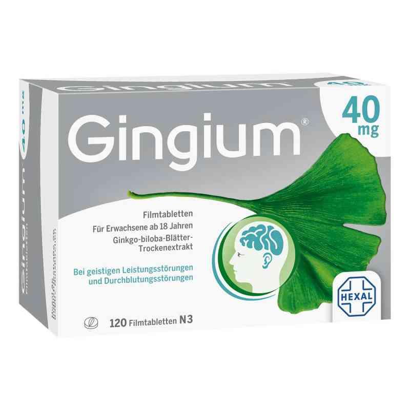 Gingium 40mg bei apotheke.at bestellen