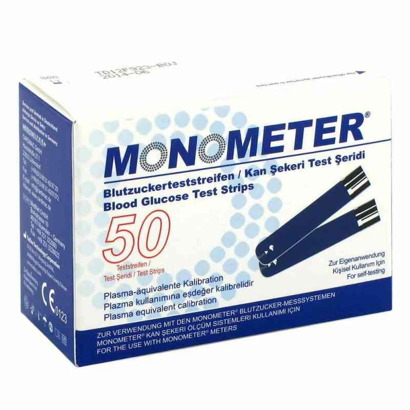 Monometer Blutzucker-teststreifen P plasma-äquiv. bei apotheke.at bestellen