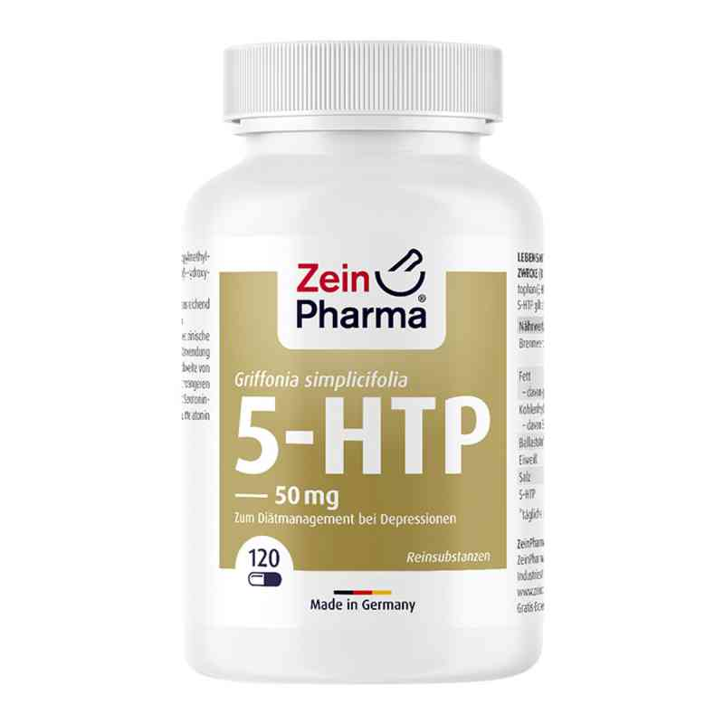 Griffonia 5 Htp 50 mg Kapseln bei apotheke.at bestellen