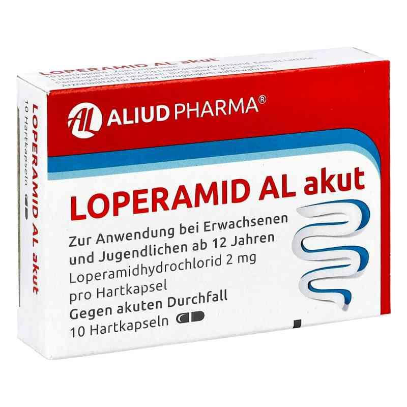 Loperamid AL akut  bei apotheke.at bestellen