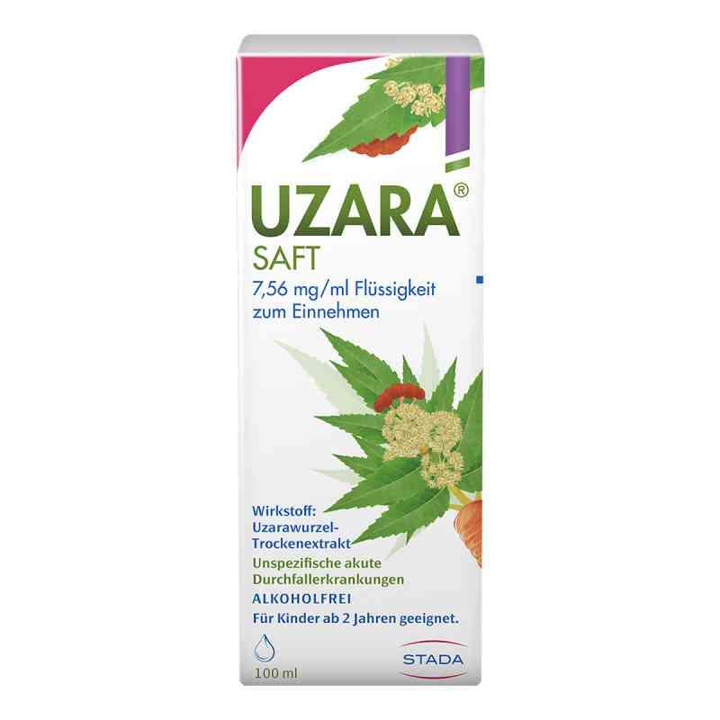 UZARA SAFT 7,56mg/ml bei apotheke.at bestellen