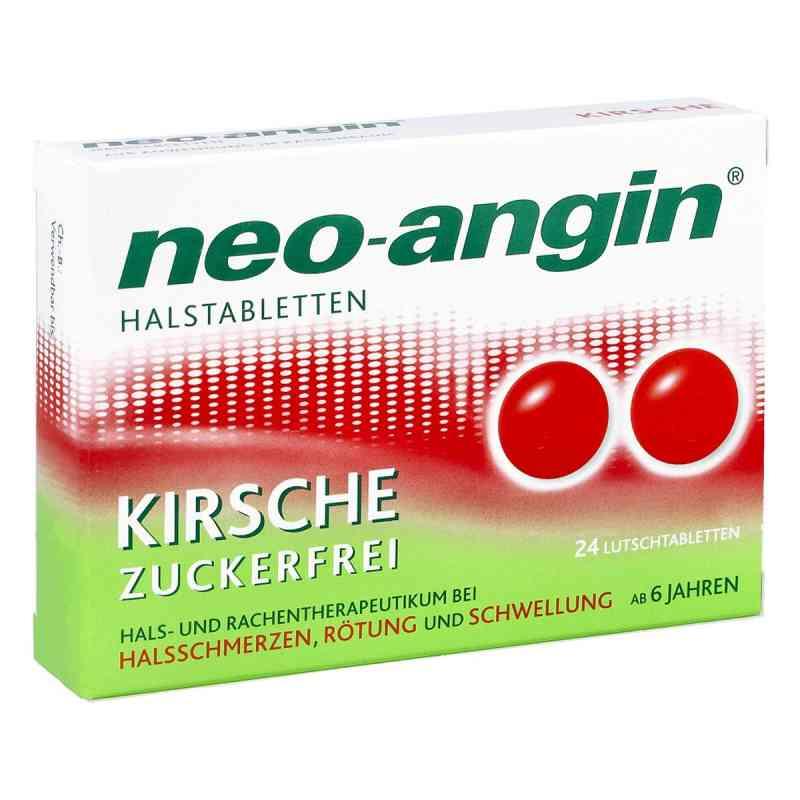 Neo-Angin Halstabletten Kirsche  bei apotheke.at bestellen
