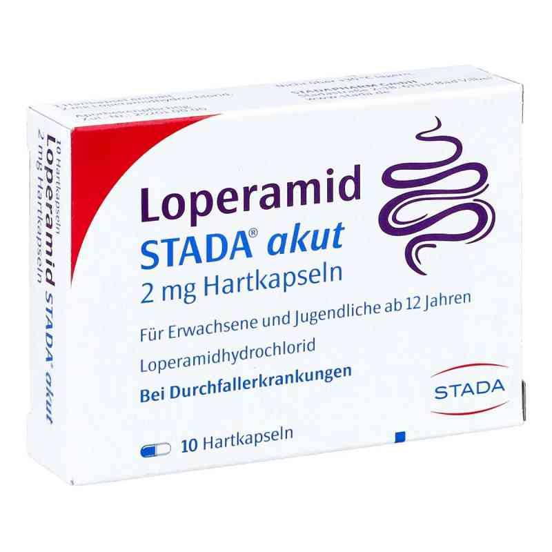 Loperamid STADA akut 2mg  bei apotheke.at bestellen