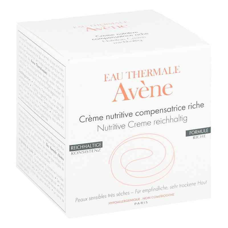 Avene Nutritive Creme reichhaltig bei apotheke.at bestellen