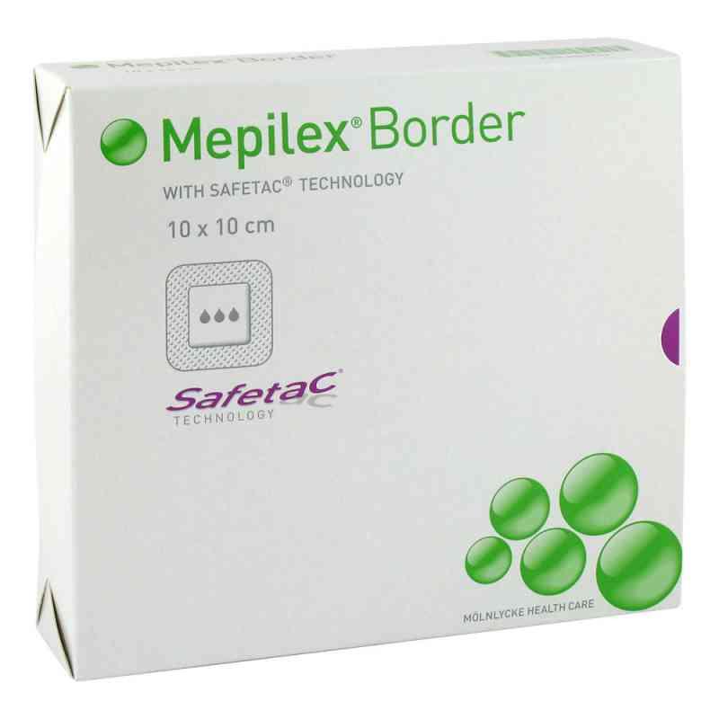 Mepilex Border Schaumverband 10x10cm  bei apotheke.at bestellen
