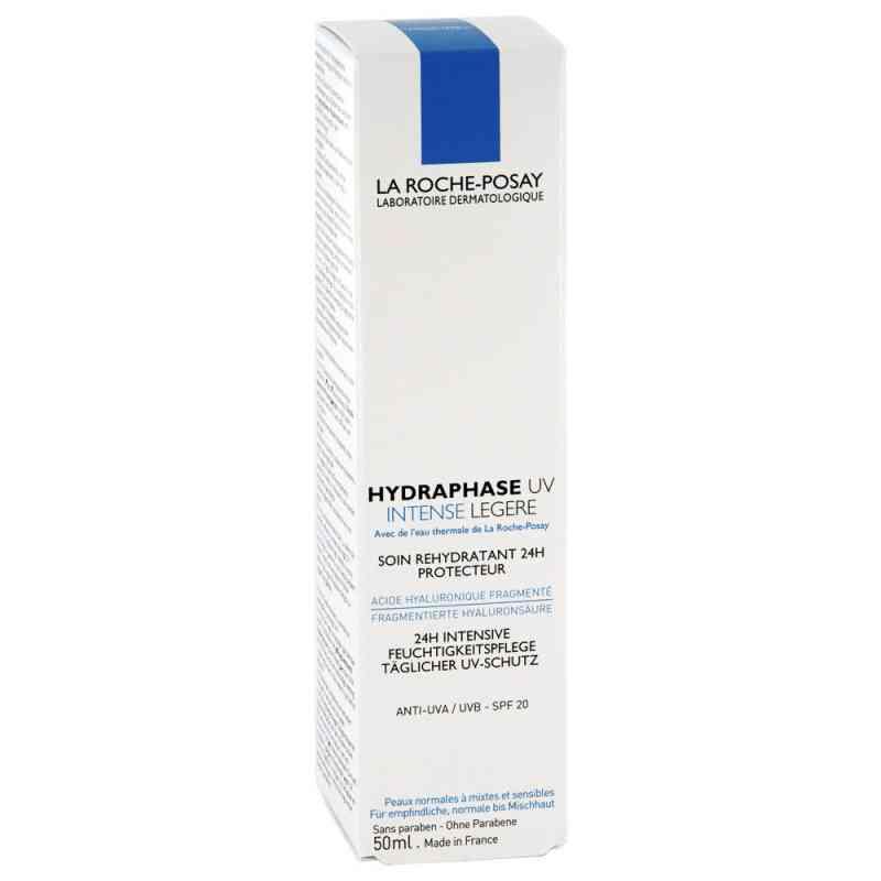 Roche Posay Hydraphase Uv Intense Creme leicht  bei apotheke.at bestellen