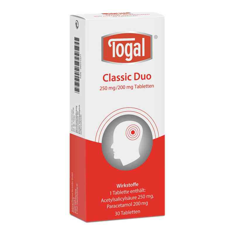 Togal Classic Duo  bei apotheke.at bestellen