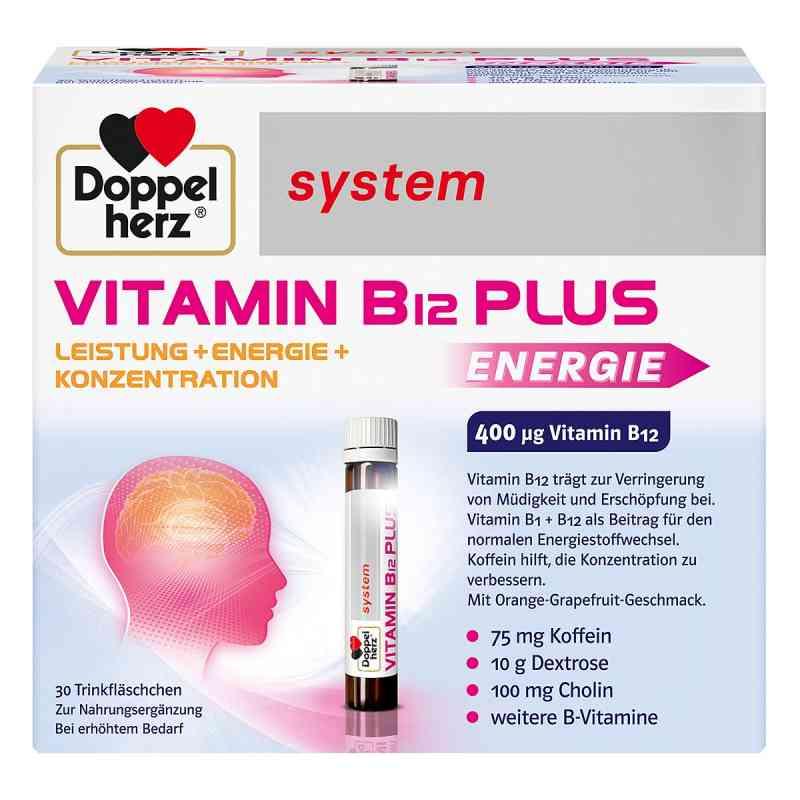 Doppelherz Vitamin B12 Plus system Trinkampullen  bei apotheke.at bestellen