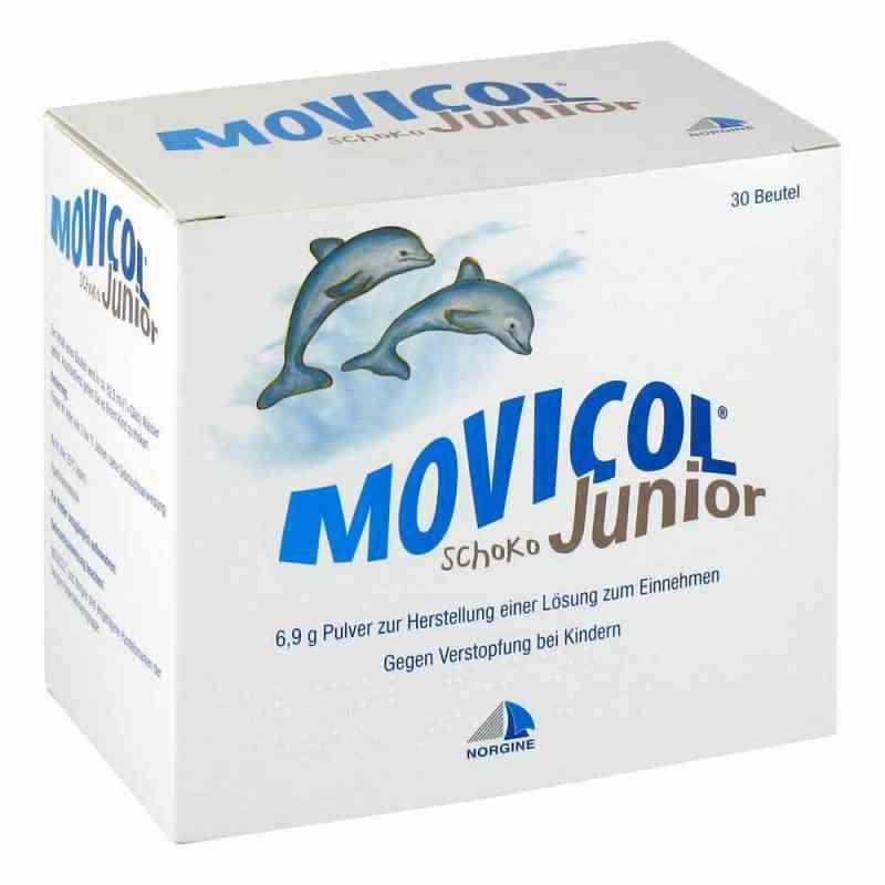 Movicol Junior Schoko Pulver zur, zum Herst.e.Lsg.z.Ein.  bei apotheke.at bestellen