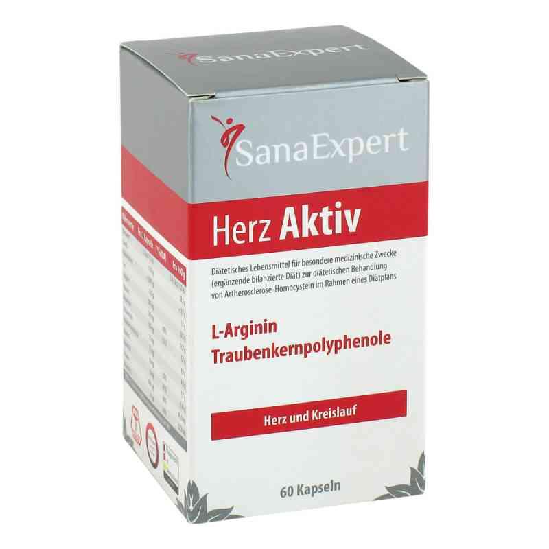 Sanaexpert Herz aktiv Kapseln  bei apotheke.at bestellen
