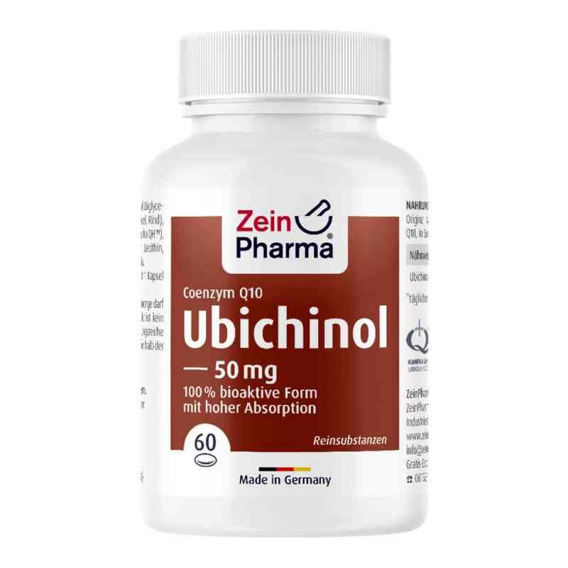 Ubichinol Coq 10 Kapseln 50 mg bei apotheke.at bestellen