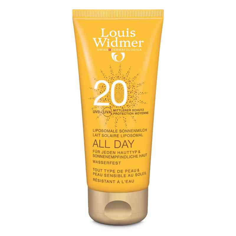 Widmer All Day 20 Milch leicht parfümiert bei apotheke.at bestellen