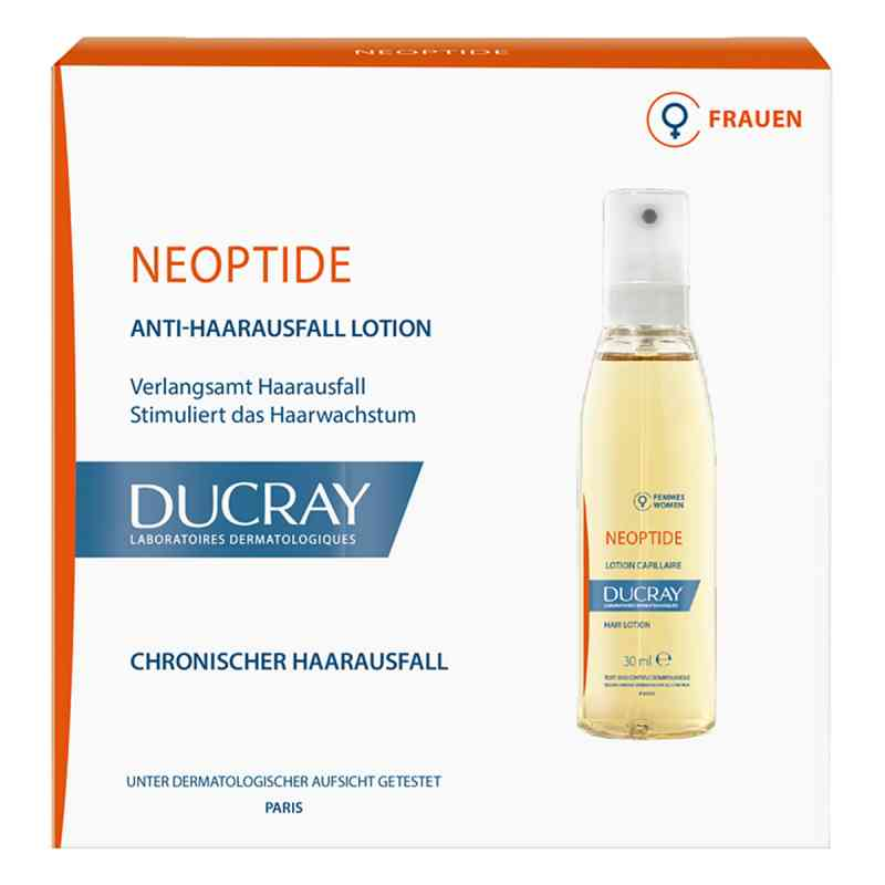 Ducray Neoptide anlagebed. Haarausf. Tinktur  bei apotheke.at bestellen