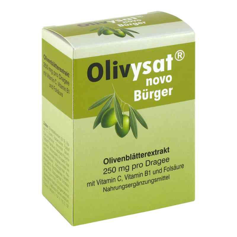 Olivysat novo Bürger Dragees bei apotheke.at bestellen