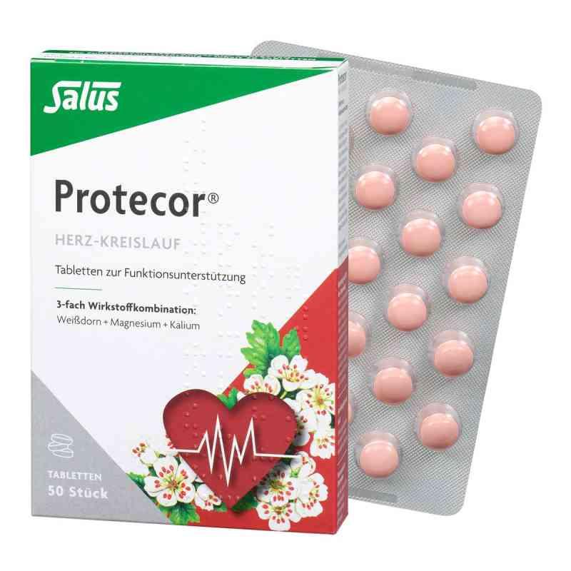 Protecor Herz Kreislauf Tabletten zur, zum funktionsunt.salus  bei apotheke.at bestellen