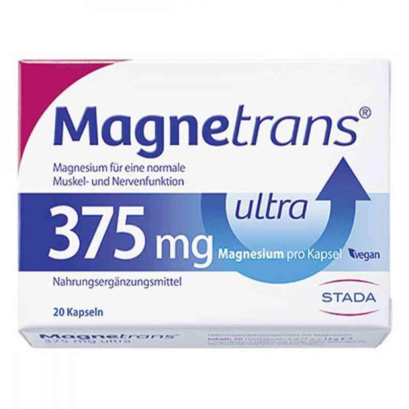Magnetrans 375 mg ultra Kapseln bei apotheke.at bestellen