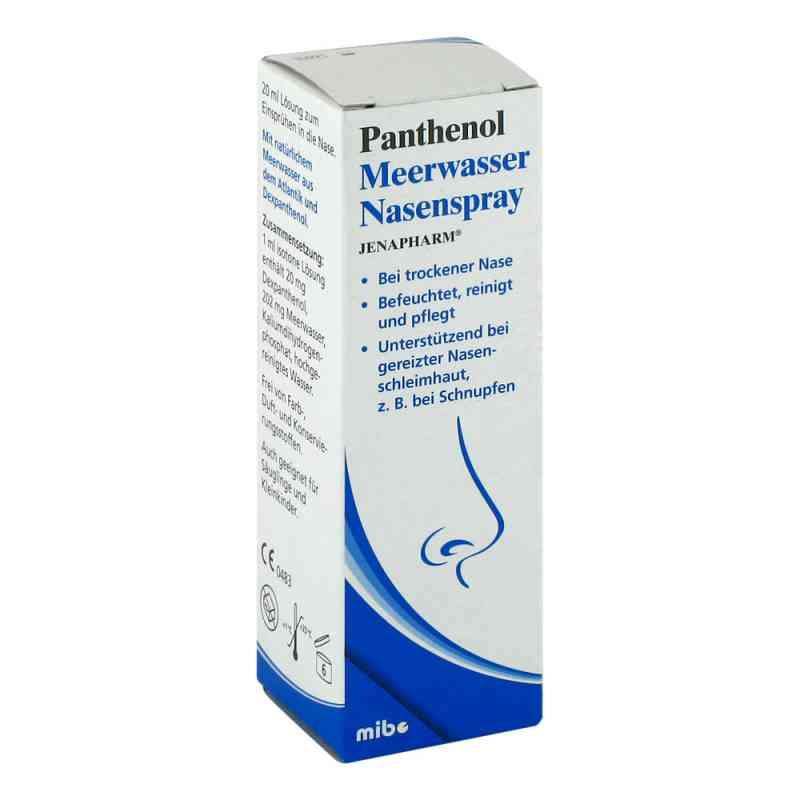 Panthenol Meerwasser Nasenspray Jenapharm bei apotheke.at bestellen