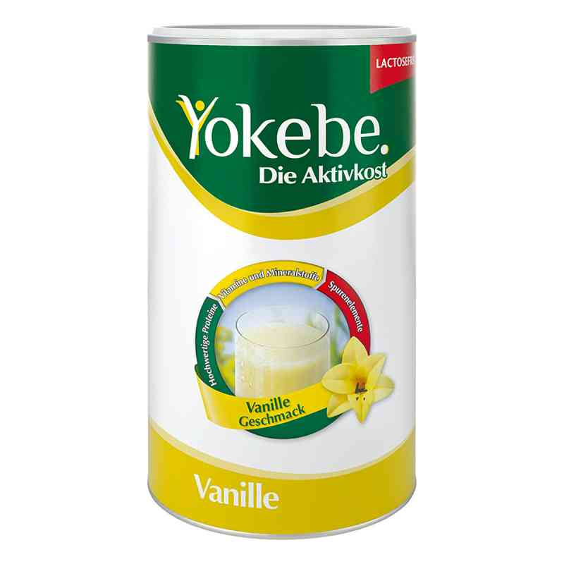 Yokebe Lactosefrei Vanille Pulver bei apotheke.at bestellen