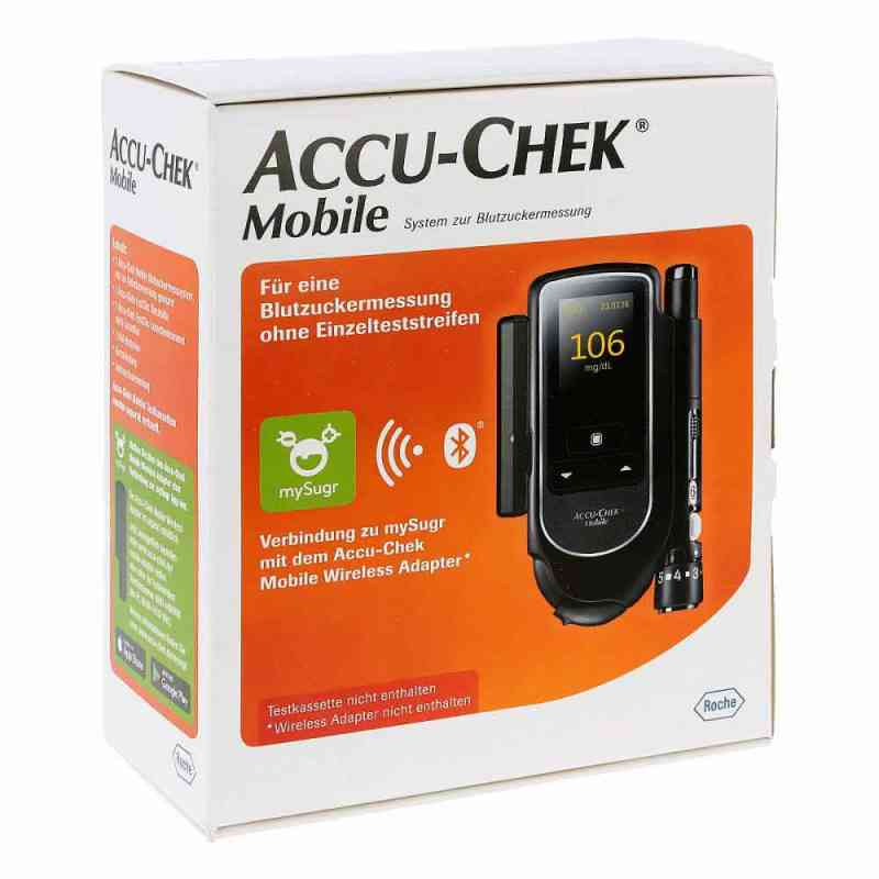Accu Chek Mobile Set mg/dl Iii  bei apotheke.at bestellen