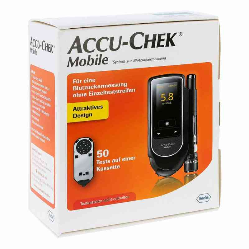 Accu Chek Mobile Set mmol/l Iii  bei apotheke.at bestellen