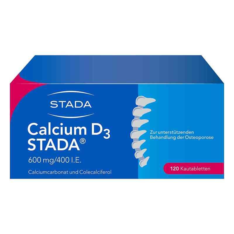 Calcium D3 STADA 600mg/400 I.E. bei apotheke.at bestellen