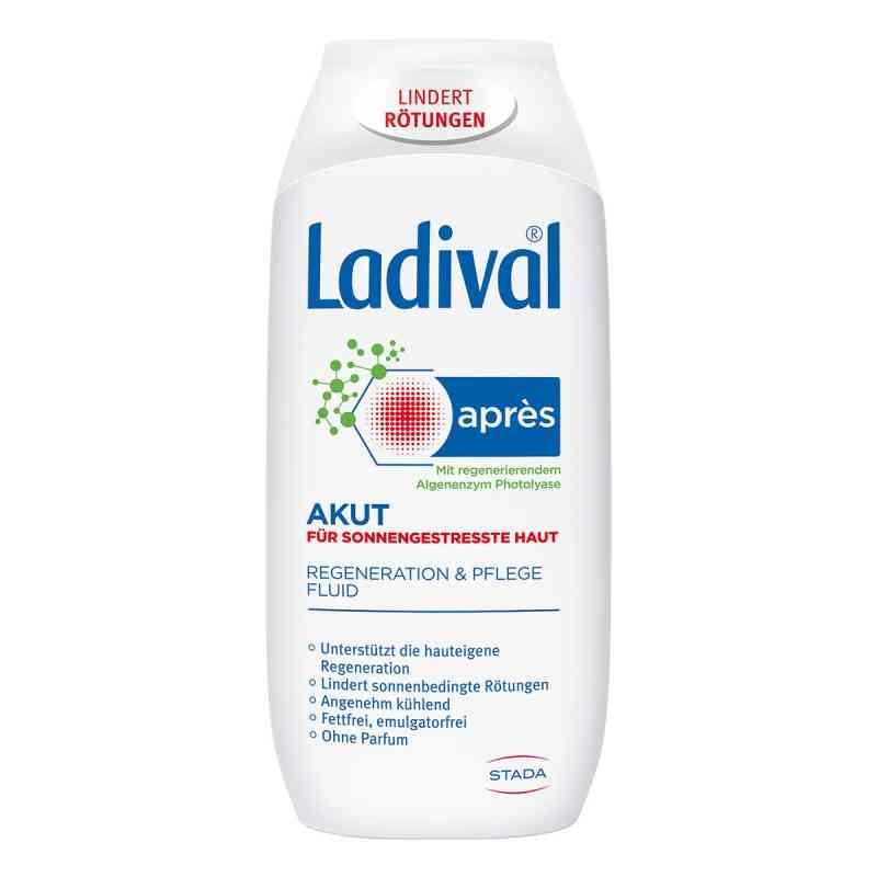 Ladival Apres Pflege Akut Beruhigungs-fluid  bei apotheke.at bestellen