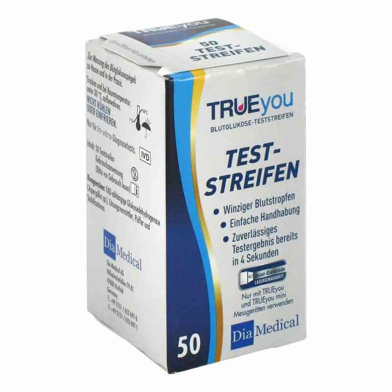 Trueyou Blutglukose Teststreifen bei apotheke.at bestellen