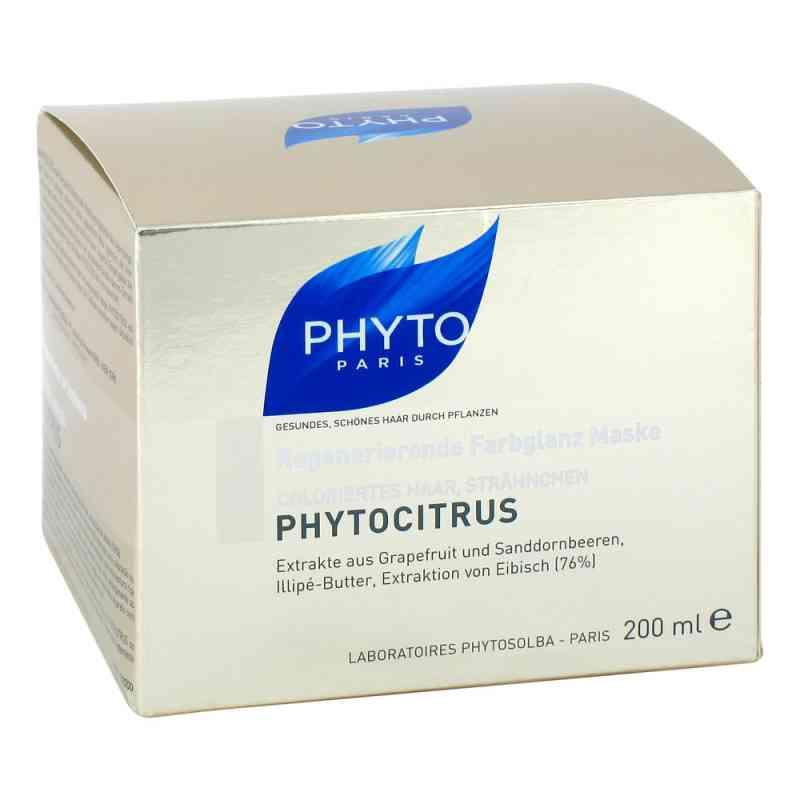 Phyto Phytocitrus Maske coloriertes Haar  bei apotheke.at bestellen