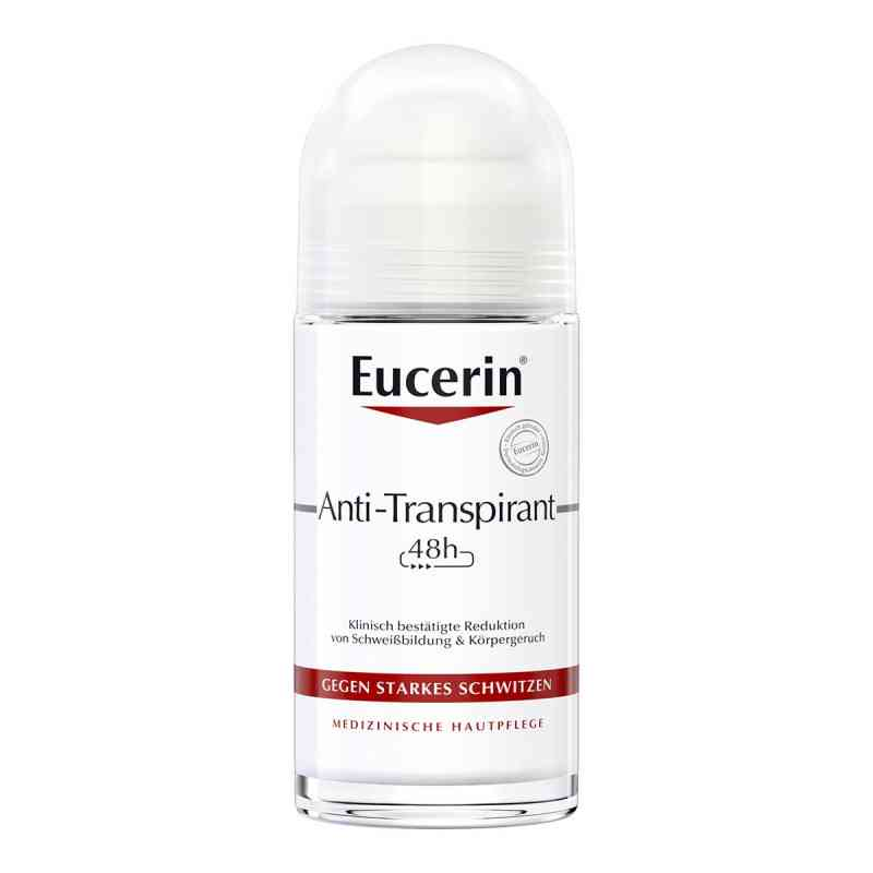 Eucerin Deodorant Antitranspirant Roll on 48 h  bei apotheke.at bestellen