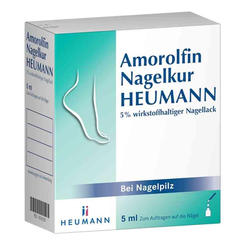 Amorolfin Nagelkur Heumann 5%  bei apotheke.at bestellen