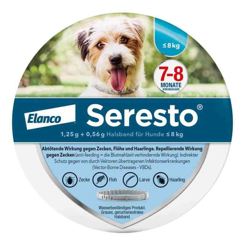 Seresto Halsband für kleine Hunde bis 8 kg bei apotheke.at bestellen