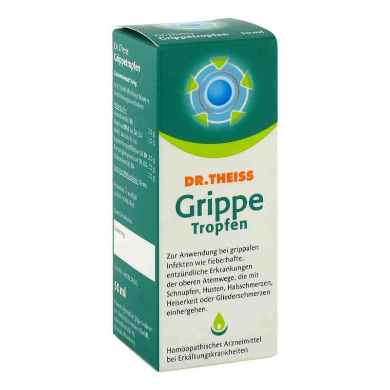 Dr.theiss Grippetropfen bei apotheke.at bestellen