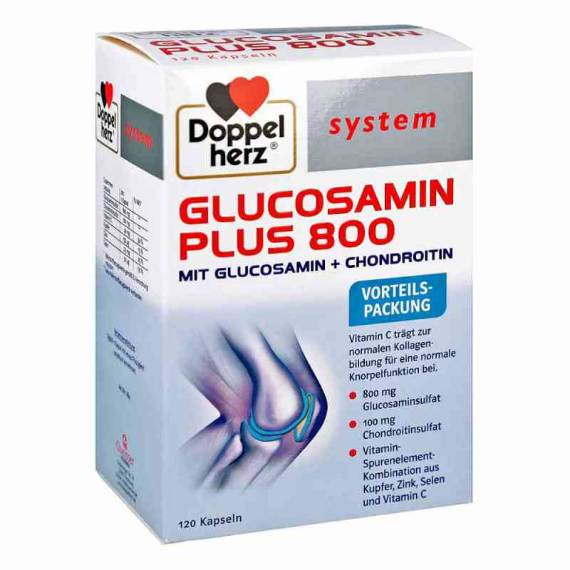 Doppelherz Glucosamin Plus 800 system Kapseln bei apotheke.at bestellen