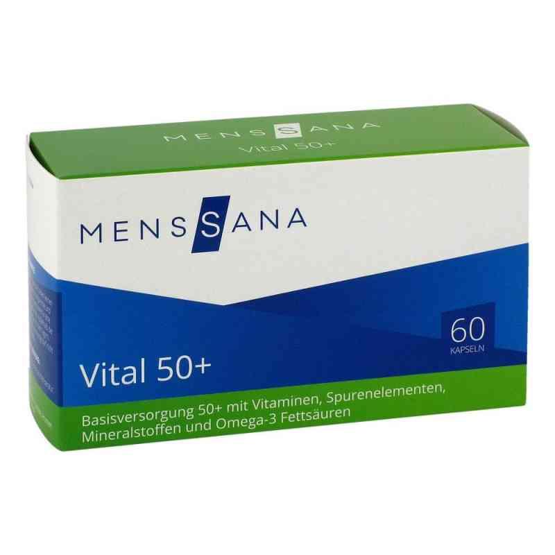 Vital 50+ Menssana Kapseln bei apotheke.at bestellen