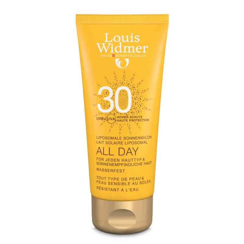 Widmer All Day 30 Milch leicht parfümiert bei apotheke.at bestellen