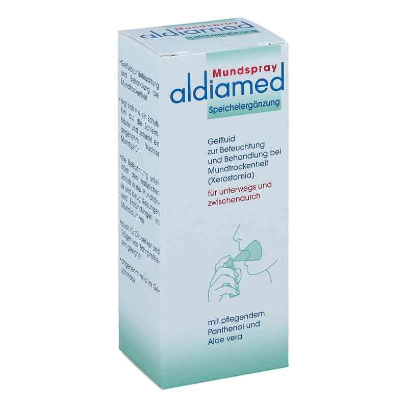 Aldiamed Mundspray zur Speichelergänzung bei apotheke.at bestellen