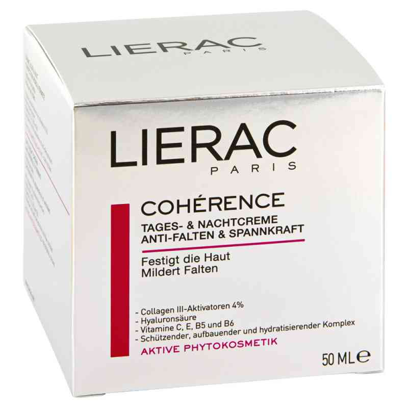 Lierac Coherence Tag & Nacht Creme bei apotheke.at bestellen