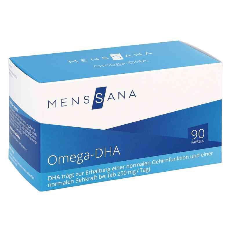 Omega Dha Menssana bei apotheke.at bestellen