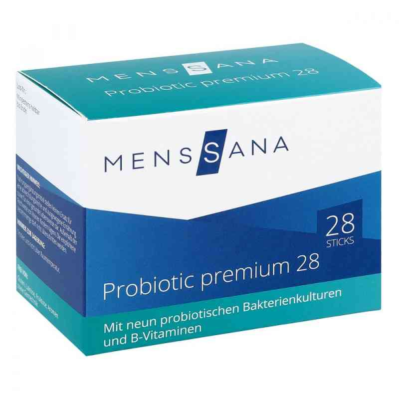 Probiotic premium 28 Menssana Beutel bei apotheke.at bestellen