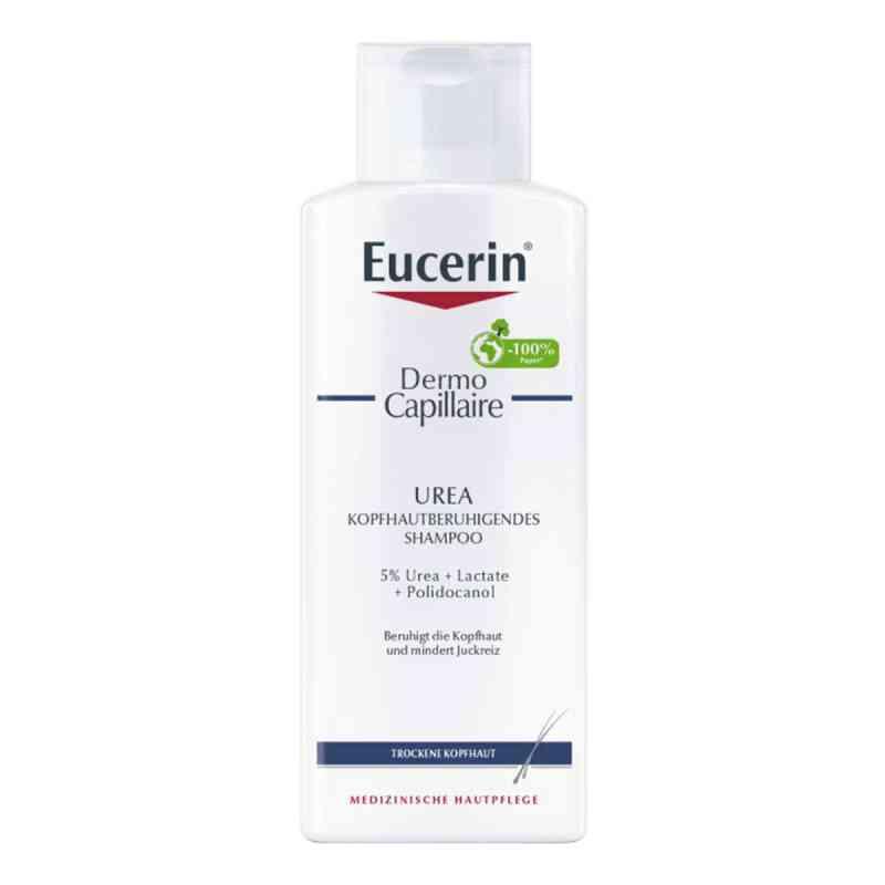 Eucerin Dermocapillaire kopfhautberuh.Urea Shampoo bei apotheke.at bestellen