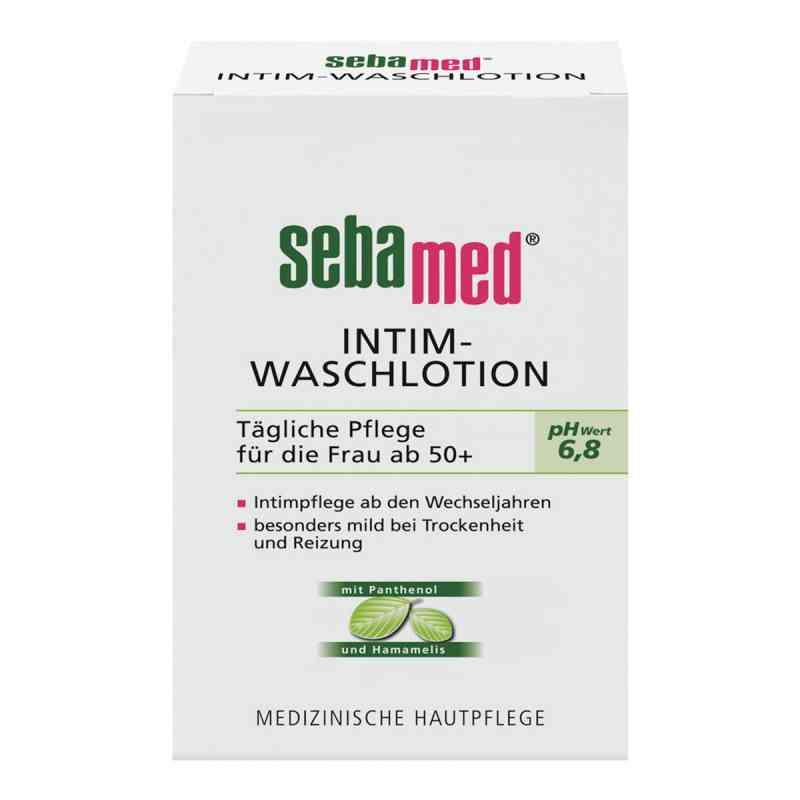 Sebamed Intim Waschlotion pH 6,8 für d.Frau ab 50  bei apotheke.at bestellen