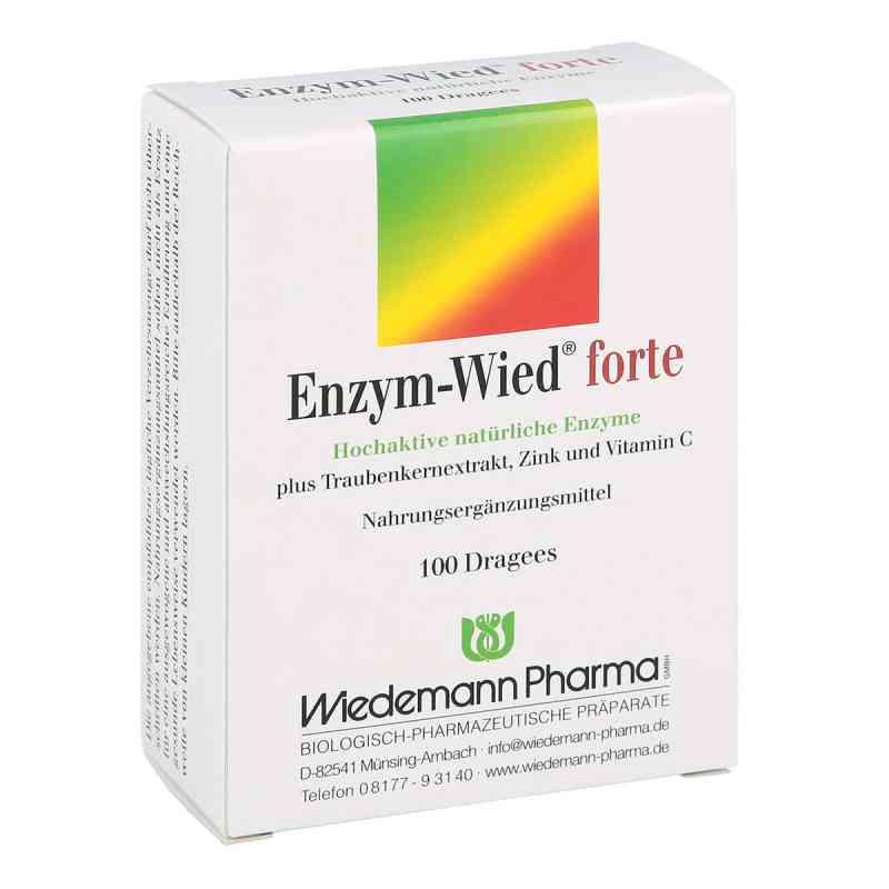Enzym Wied forte Dragees  bei apotheke.at bestellen