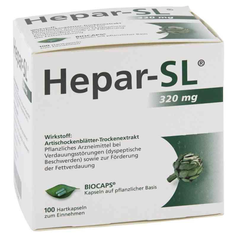 Hepar Sl 320 mg Hartkapseln  bei apotheke.at bestellen