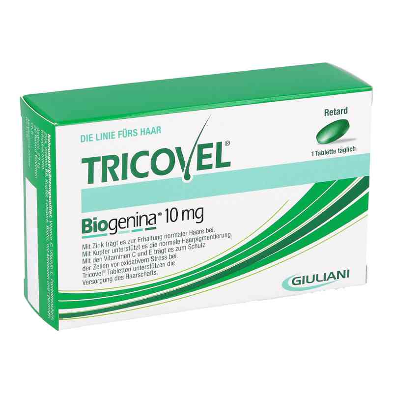 Tricovel retard Tabletten bei apotheke.at bestellen