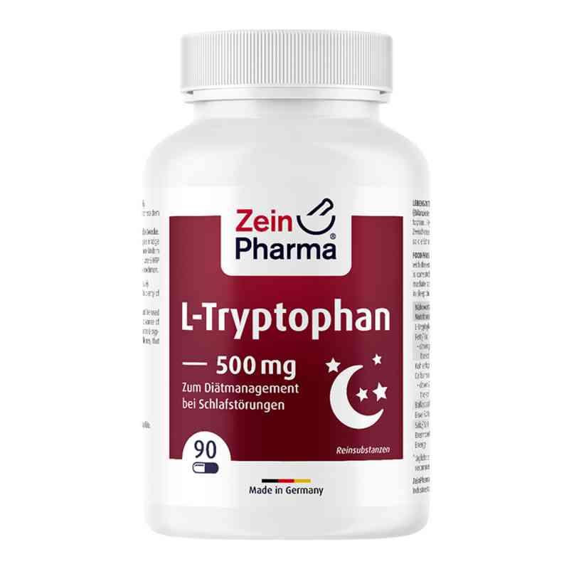 L-tryptophan 500 mg Kapseln bei apotheke.at bestellen