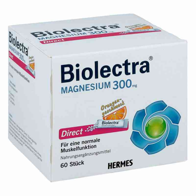 Biolectra Magnesium Direct Orange Pellets bei apotheke.at bestellen