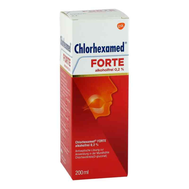 Chlorhexamed FORTE alkoholfrei 0,2% bei apotheke.at bestellen