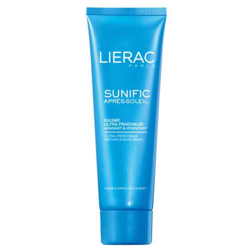 Lierac Sunific Apres-soleil Gesicht+körper Balsam bei apotheke.at bestellen